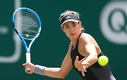 Spain's Garbine Muguruza during day four of the Nature Valley Classic at Edgbaston Priory, Birmingham.