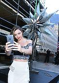 11/16/2015 Swarovski Star Unveiling with Miranda Kerr