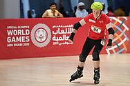 Abu Dhabi, United Arab Emirates - 2019 March 13: Special Olympics World Games Abu Dhabi 2019 on March 13, 2019 in Abu Dhabi, United Arab Emirates. (Mandatory Credit: Photo by (c) Adam Nurkiewicz)