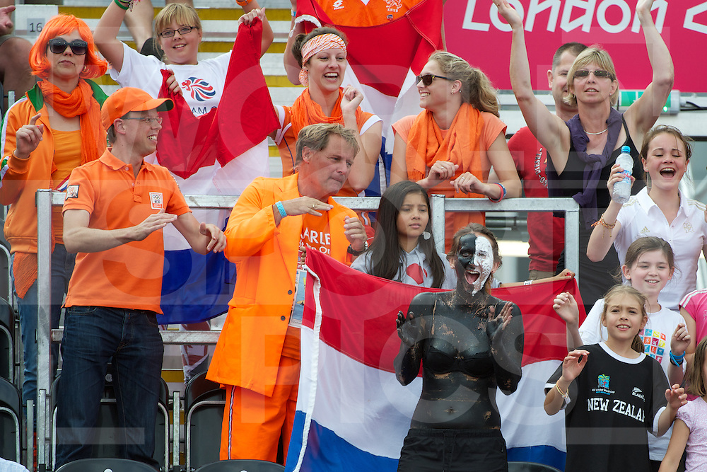 Olympics 2012, hockey, supporters
