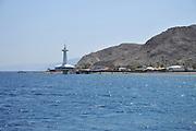 Eilat Israel underwater observatory