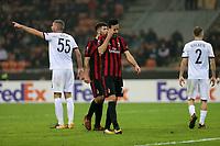 Milano - 19.10.2017 - Milan-AEK Atene - Europa League   - nella foto:  Nikola Kalinic deluso