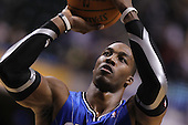 NBA Indiana Pacers vs Orlando Magic-Indianapolis, Indiana