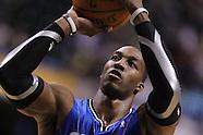 NBA Indiana Pacers vs Orlando Magic-Indianapolis, Indiana