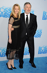 Lisa Kudrow and Alec Baldwin attending The Boss Baby premiere at AMC Loews Lincoln Square 13 theater on March 20, 2017 in New York City, NY, USA. Photo by Dennis Van Tine/ABACAPRESS.COM
