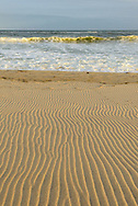 Sand patterns,Two Mile Hollow Beach, Long Island, Two Mile Hollow Ln, East Hampton, NY