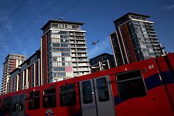 UK ENGLAND LONDON 20APR15 - Residential housing development in the Docklands, London.<br /> <br /> jre/Photo by Jiri Rezac<br /> <br /> &copy; Jiri Rezac 2015
