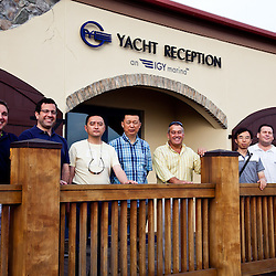 Chinese Businessmen in YHG