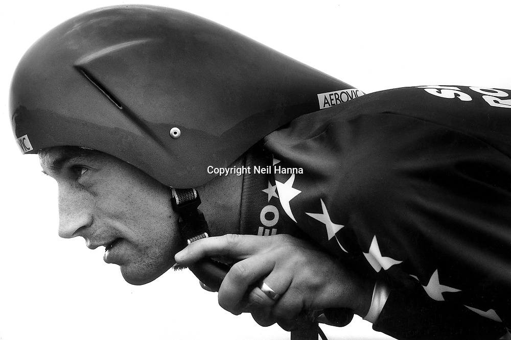 GRAEME OBREE racing cyclist