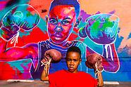USA-Colorado-Denver-A Boy and His Mural