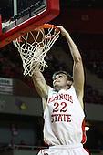Jon Ekey Illinois State Redbird Basketball Photos