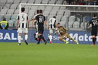 10.03.2017 - Torino - Serie A 2016/17 - 28a giornata  -  Juventus-Milan nella  foto: il gol dell ' 1 a 0 di  Medhi Benatia