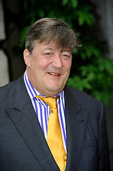 Stephen Fry  at the launch of the  Royal Academy of Arts  plans for The Keeper?s House - a major new building project to create  new spaces alongside the Royal Academy in London, Thursday, 7th June 2012.  Photo by: Chris Joseph / i-Images