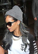 20.JULY.2013 LONDON<br /> <br /> RIHANNA LEAVING HER LONDON HOTEL.<br /> <br /> BYLINE: EDBIMAGEARCHIVE.COM<br /> <br /> *THIS IMAGE IS STRICTLY FOR UK NEWSPAPERS AND MAGAZINES ONLY*<br /> *FOR WORLD WIDE SALES AND WEB USE PLEASE CONTACT EDBIMAGEARCHIVE - 0208 954 5968*