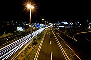 Uberlandia_MG, Brasil...Avenida Rondon Pacheco em uberlandia, Minas Gerais...Rondon Pacheco venue in Uberlandia, Minas Gerais. ..Foto: BRUNO MAGALHAES /  NITRO