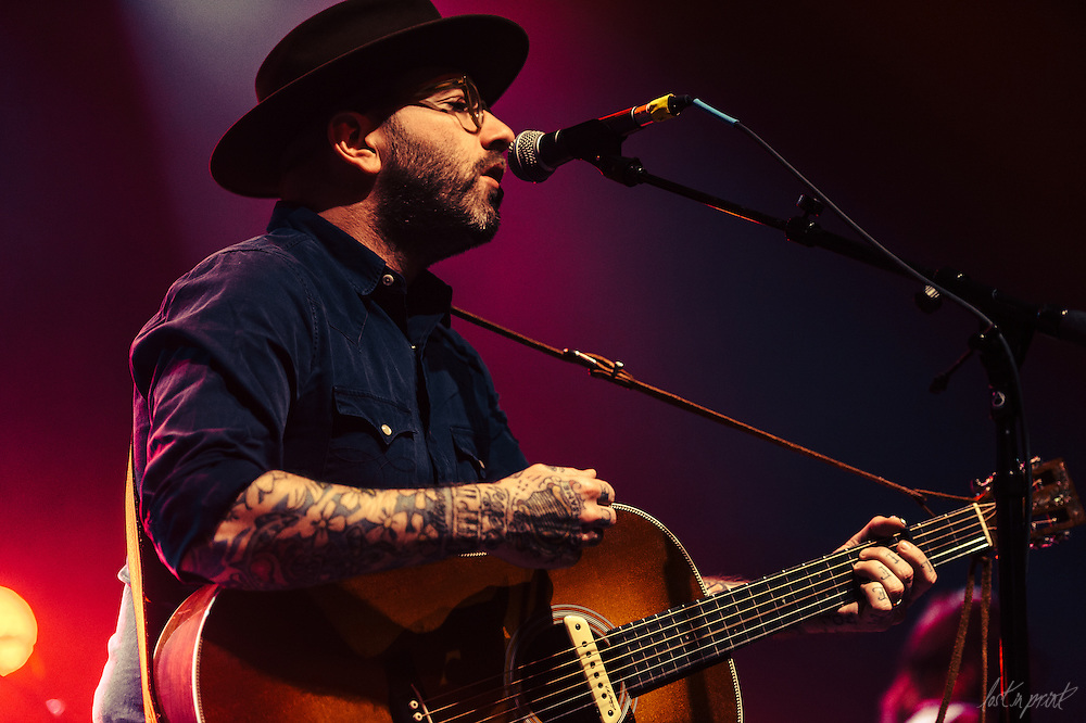 City and Colour performs at The Riviera Theatre in Chicago, IL on Wednesday, October 30.