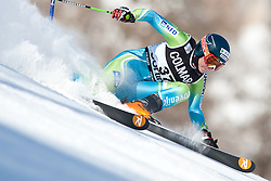 FIS Alpine Ski World Cup 2009 Lady, Cortina d Ampezzo Riesenslalom, im Bild DREV Ana, Fiscode 565268, Born 1985, Nation SLO, Ski Rossignol, EXPA Pictures © 2009, Fotographer EXPA/ J. Groder/ SPORTIDA PHOTO AGENCY