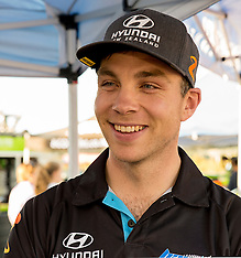 Whangarei-Hayden Paddon prepares for Rally of Northland
