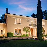 Exterior Images of Julia Morgan House Sacramento