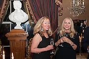 MARY SOL; MARIA PEREZ; , Eva Harold birthday party. Ballroom, Beach Blanket Babylon. Notting Hill, London. 19 November 2012.