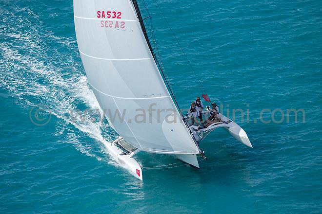 SAILING - Audi Hamilton Island Race Week 2014 - 16-23/08/2014<br />