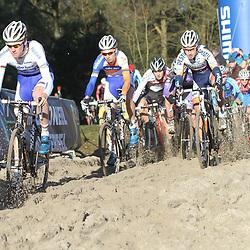 Nederlands Kampioenschap veldrijden Gasselte beloften