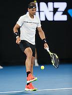 RAFAEL NADAL (ESP),Herren Finale<br /> <br /> Australian Open 2017 -  Melbourne  Park - Melbourne - Victoria - Australia  - 29/01/2017.