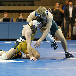 2017-01-17 Duke Blue Devils wrestling vs. Appalachian State