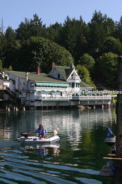 Roche Harbor, San Juan Island, Washington<br />