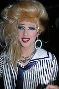 JODIE HARSH, A Party To Celebrate the Launch of 'A Hedonist's Guide To Life' Maya. Dean St. London. 23 October 2007. -DO NOT ARCHIVE-© Copyright Photograph by Dafydd Jones. 248 Clapham Rd. London SW9 0PZ. Tel 0207 820 0771. www.dafjones.com.
