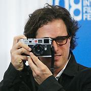 Director Davis Guggenheim photographed during the 2008 Toronto International Film Festival