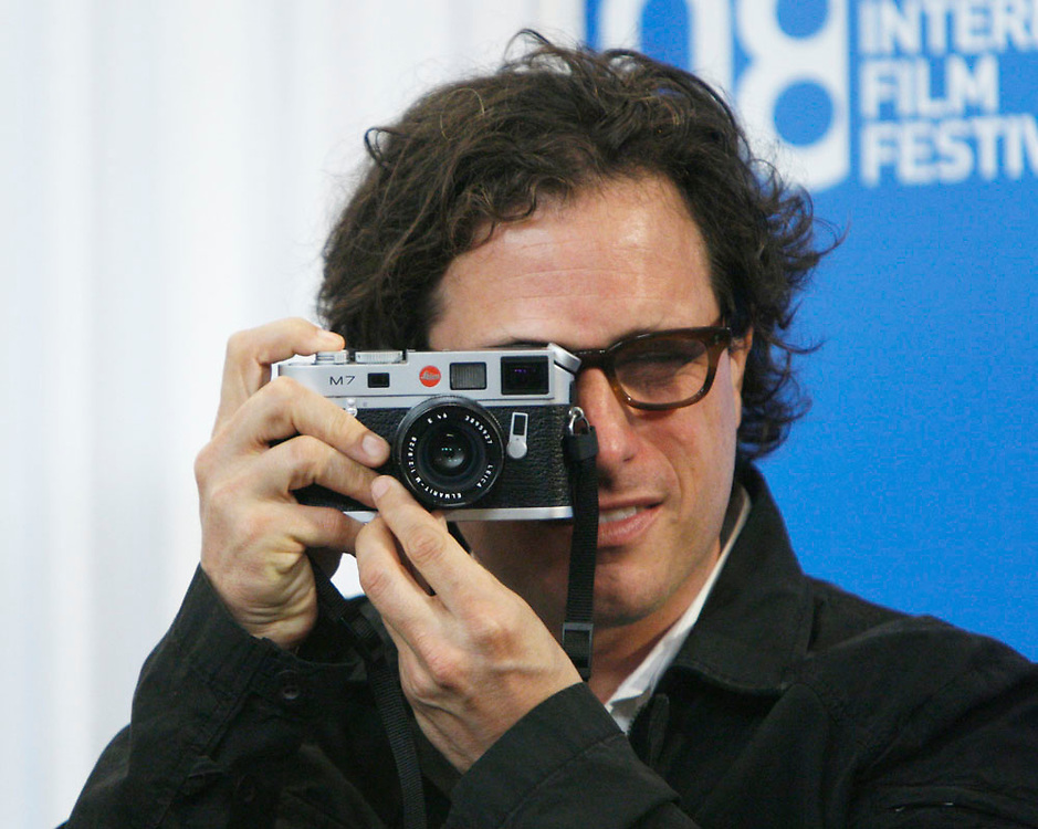Director Davis Guggenheim photographed during the 2008 Toronto International Film Festival