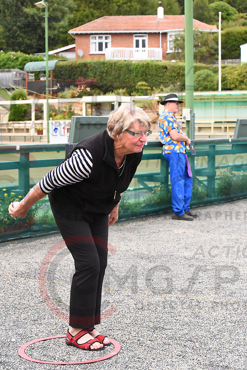 PETANQUE<br /> <br /> <br /> NZ Masters Games 2018<br /> Photo byBILL STANFORD CMGSPORT<br /> www.cmgsport.co.nz