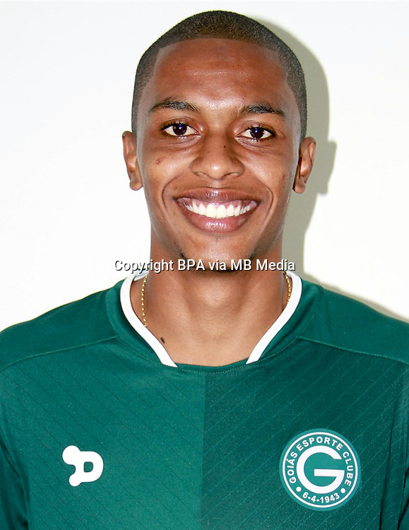 Brazilian Football League Serie B 2016  / <br /> ( Goias Esporte Clube ) - <br /> Felipe Macedo