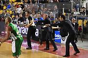 DESCRIZIONE : Roma Lega A 2014-15 <br /> Acea Virtus Roma - Sidigas Avellino <br /> GIOCATORE : Luca Dalmonte<br /> CATEGORIA : coach schema mani <br /> SQUADRA : Acea Virtus Roma<br /> EVENTO : Campionato Lega A 2014-2015 <br /> GARA : Acea Virtus Roma - Sidigas Avellino <br /> DATA : 04/04/2015<br /> SPORT : Pallacanestro <br /> AUTORE : Agenzia Ciamillo-Castoria/GiulioCiamillo<br /> Galleria : Lega Basket A 2014-2015  <br /> Fotonotizia : Roma Lega A 2014-15 Acea Virtus Roma - Sidigas Avellino