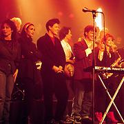 Countdown All Stars, Candy Dulfer, Angela Groothuizen, Roberto jacketti, monique Kleemann