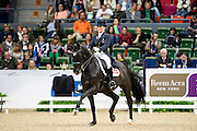 Sidsel Johansen - Schianto<br /> Reem Acra FEI World Cup Final 2013<br /> © DigiShots