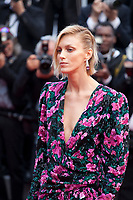 Anja Rubik at the Le Grand Bain (Sink Or Swim) gala screening at the 71st Cannes Film Festival, Sunday 13th May 2018, Cannes, France. Photo credit: Doreen Kennedy