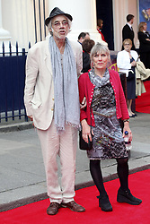 File Photo - Roger Lloyd Pack Dies. <br />