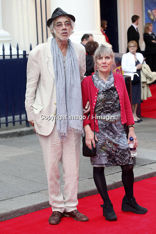 File Photo - Roger Lloyd Pack Dies. <br /> 59905872 <br /> Roger Lloyd Pack with Wife  Markham at the Premiere of the Musical Charlie and The Chocolate Factory in Theatre Royal London, United Kingdom, 25 June 2013. Photo by imago / i-Images<br /> UK ONLY<br /> File photo - The 69-year-old actor had died after suffering pancreatic cancer, Thursday, 16th January 2014.