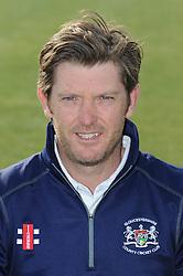 Gloucestershire Assistant Head Coach Ian Harvey - Photo mandatory by-line: Dougie Allward/JMP - 07966 386802 - 10/04/2015 - SPORT - CRICKET - Bristol, England - Bristol County Ground - Gloucestershire County Cricket Club Photocall.