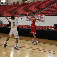 Men's Basketball: Central (Iowa) Dutch vs. Pacific Lutheran University Lutes
