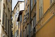 Altstadt, Riva del Garda, Gardasee, Trentino, Italien | old town, Riva del Garda, Lake Garda, Trentino, Italy
