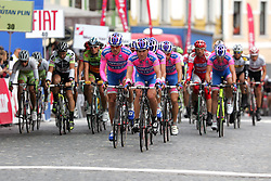 Team Lampre 3nd Stage (170,6 km) at 18th Tour de Slovenie 2011, on June 18, 2011, in Slovenia. (Photo by Urban Urbanc / Sportida)