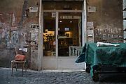 Rome, Italy, 2006-Il Museo del Louvre gallery in the Roman Ghetto