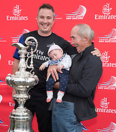 "America's Cup in Napier - PASSWORD -is ""Cup"""