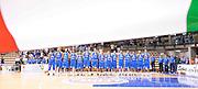 DESCRIZIONE : Trieste torneo internazionale Italia - Canada<br /> GIOCATORE : team italia<br /> CATEGORIA : nazionale maschile senior A <br /> GARA : Trieste torneo internazionale Italia - Canada <br /> DATA : 03/08/2014 <br /> AUTORE : Agenzia Ciamillo-Castoria