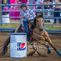 Youth Barrel Racing