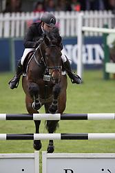 Michan Halbinger Alberto, (MEX), Concordia La Silla<br /> Prix Casino Barrière - La Baule<br /> Longines Jumping International de La Baule 2015<br /> © Hippo Foto - Dirk Caremans<br /> 14/05/15