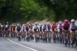 Clara Koppenburg (GER) in the bunch at Emakumeen Bira 2018 - Stage 4, a 120 km road race starting and finishing in Durango, Spain on May 22, 2018. Photo by Sean Robinson/Velofocus.com